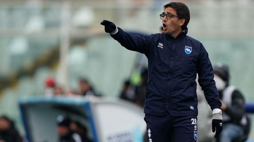 Serie B, paura a Brescia: Grassadonia colpito da un malore