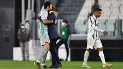 Buffon ancora leader della Juve: para e trascina i compagni