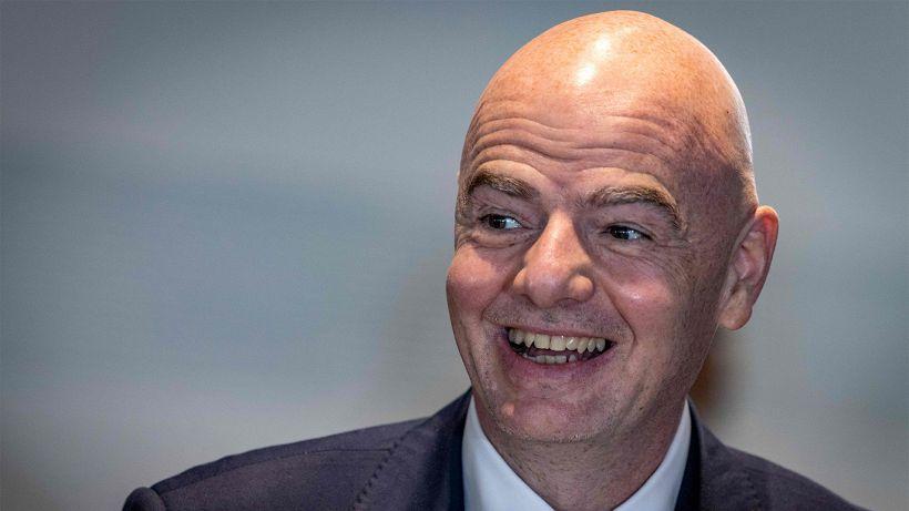 FIFA, il potere del calcio secondo Gianni Infantino
