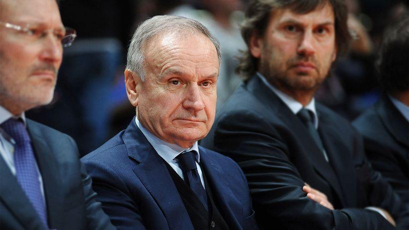 Basket, la preoccupazione di Petrucci riguardo la capienza dei palazzetti