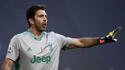 Mercato: l'eterno Buffon non smette, tante squadre lo vogliono