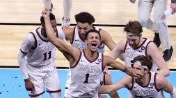 NCAA: miracolo di Suggs, Gonzaga in finale