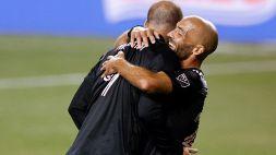 Notte storica per Higuain: in gol assieme al fratello Federico