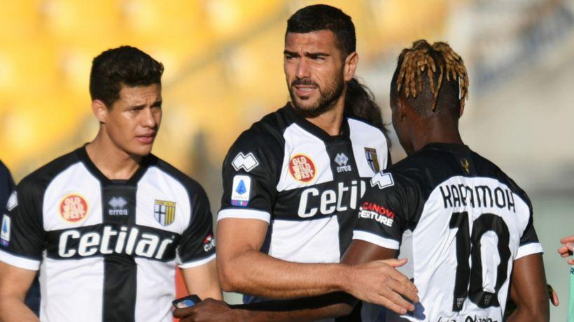 Benevento-Parma, le formazioni ufficiali