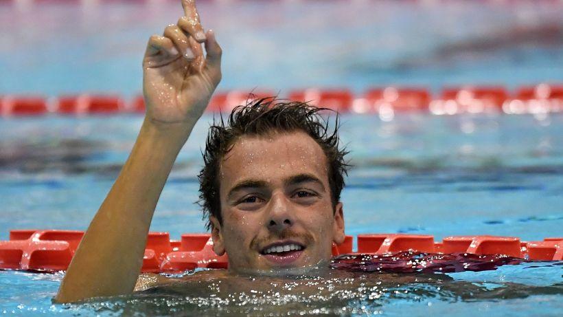 Nuoto, Paltrinieri si impone nei 1500 a Riccione