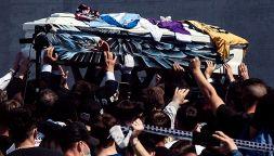 L'addio a Daniel Guerini, promessa della Lazio:folla alle esequie
