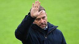 """Hansi Flick lascia il Bayern Monaco: """"Andrò via a fine stagione"""""""