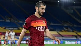 Europa League, Henrikh Mkhitaryan e l'amore per Roma