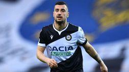 Udinese, Nestorovski operato al crociato: stagione finita
