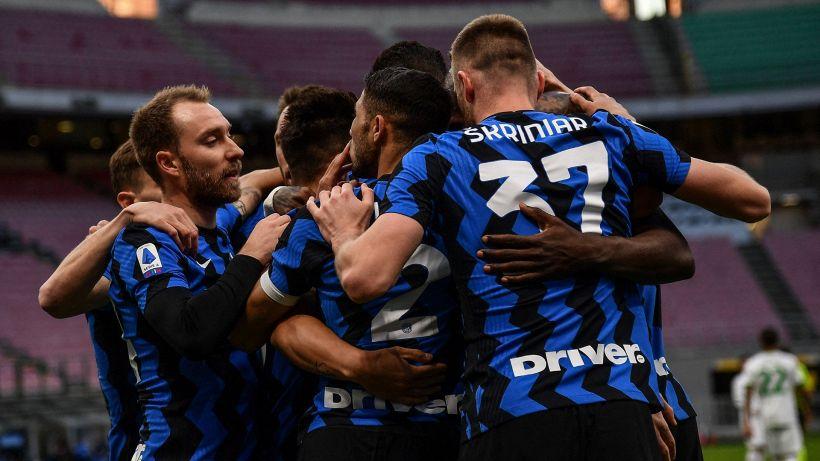 Inter-Sassuolo 2-1: Conte prenota lo scudetto, le pagelle