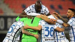 Inter, Conte sulle orme di Mancini: 9 vittorie di fila, non accadeva dal 2007