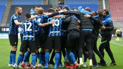 Serie A, Inter-Cagliari 1-0: le foto