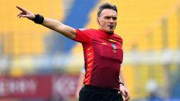 Serie A: le designazioni arbitrali dei recuperi
