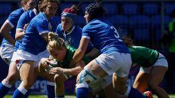 Sei Nazioni femminile, nulla da fare per l'Italia k.o con l'Irlanda