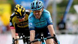 Giro dei Paesi Baschi: tappa a Izagirre, McNulty leader
