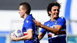 Sampdoria-Verona 3-1: rimonta blucerchiata nella ripresa, le pagelle