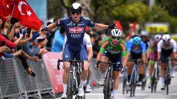 Giro di Turchia, doppietta per Jasper Philipsen