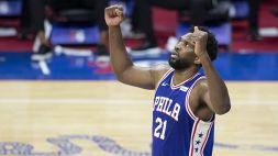 NBA: brilla Philadelphia, cadono i LA Lakers
