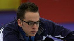 Mondiali maschili di curling, una vittoria e una sconfitta per gli azzurri
