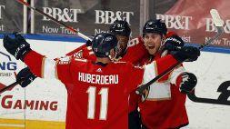 NHL: quinta in fila per Boston, bene anche Carolina e Florida