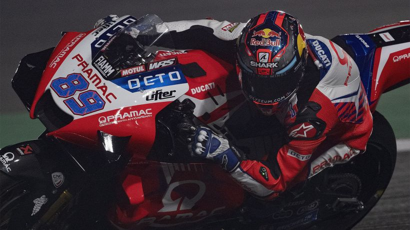 Moto GP, Doha: grandissima Pole di Martin, penultimo Rossi