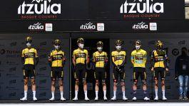 Tour de France 2021: la maglia della Jumbo-Visma verrà scelta dai tifosi
