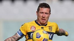 Kucka-Parma: addio in caso di retrocessione