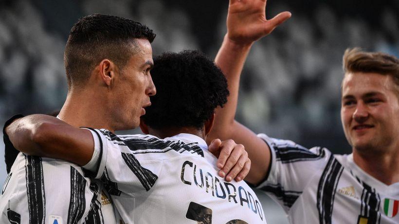 Juventus-Napoli 2-1: CR7 e Dybala a segno, le pagelle