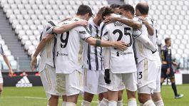 Serie A, Juventus-Genoa 3-1: le foto
