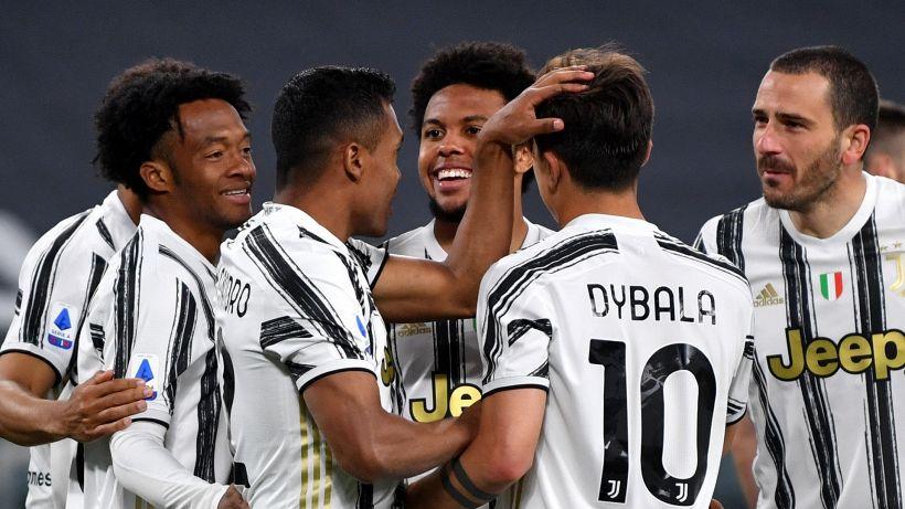Serie A: l'Inter frena ancora. Tris della Juve al Parma