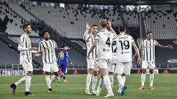 Serie A, Juventus-Parma 3-1: le foto