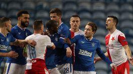 Razzismo in Rangers-Slavia Praga: Kúdela squalificato per 10 giornate