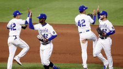 MLB: Newberry irresistibile, Kansas City vola