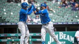 MLB: vola Kansas City, Minnesota e Texas è crisi