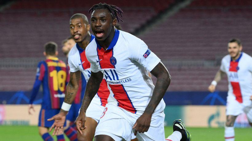 """Kean e il futuro: """"Giocare con Mbappé e Neymar è il top"""""""
