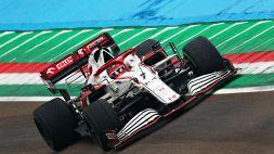 """F1, Raikkonen: """"La nostra performance è simile a quella della prima parte di stagione"""""""