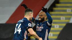 Europa League: Arsenal, Manchester Utd e Villarreal in semifinale