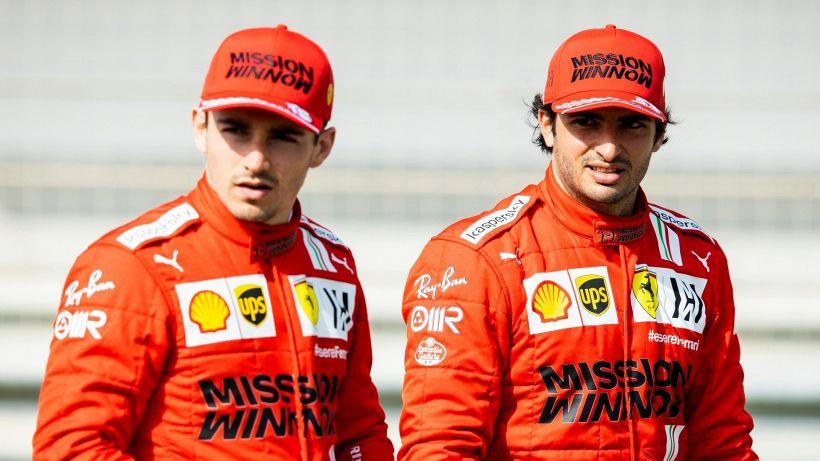 F1, Ferrari: Charles Leclerc esce allo scoperto sul suo futuro