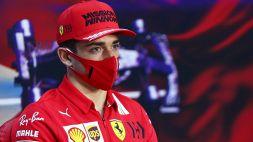 F1, Ferrari: il messaggio di Charles Leclerc entusiasma i tifosi
