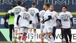 """Leeds-Liverpool, maglia polemica dei padroni di casa: """"La Champions? Guadagnatela"""""""