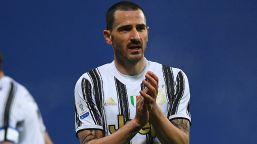 La Juventus ritrova Bonucci: negativo al Covid-19