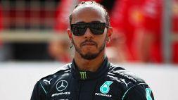 F1, Hamilton non soddisfatto nonostante il trionfo
