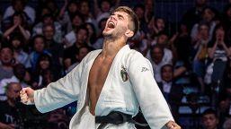 Judo: Lombardo campione d'Europa, Giuffrida d'argento
