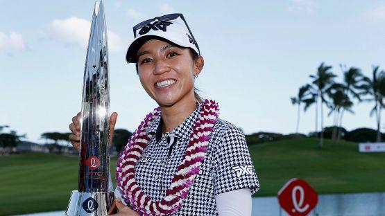 Il ritorno di Lydia Ko: trionfo alle Hawaii dopo 1084 giorni