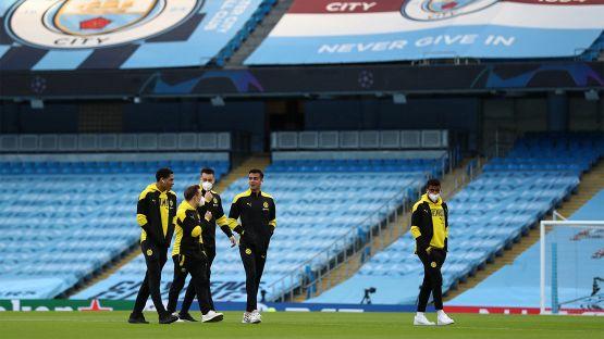 Champions League, Manchester City-Borussia Dortmund: le formazioni ufficiali