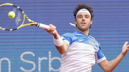Tennis, Cecchinato batte Troicki e si regala un derby azzurro