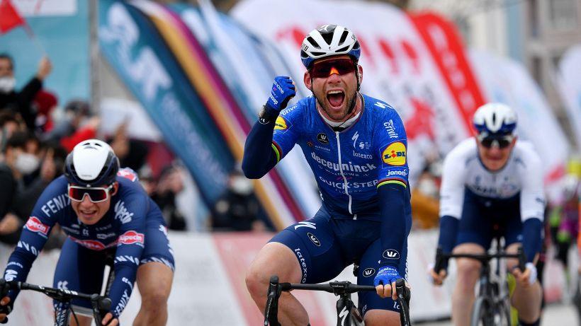 Giro di Turchia, vince Diaz. A Cavendish l'ultima volata
