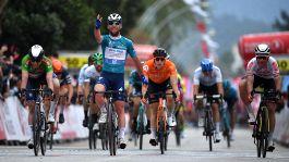 Giro di Turchia, Cavendish inarrestabile