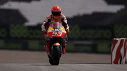 "MotoGP, Marquez: ""Entusiasta di tornare in sella"""