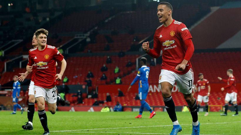 Man United col brivido: 2-1 in rimonta al Brighton